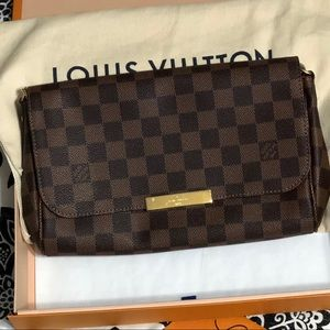 Authentic LV Favorite MM Bag